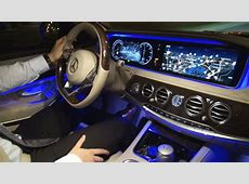 2017 Mercedes S Class Night Vision Test Review View