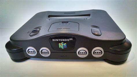 nintendo n64 console n64 nintendo 64 console w new controllers mario kart