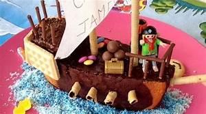 Gateau Anniversaire Garcon : gateau anniversaire rigolo garcon 5 ans home baking for ~ Melissatoandfro.com Idées de Décoration