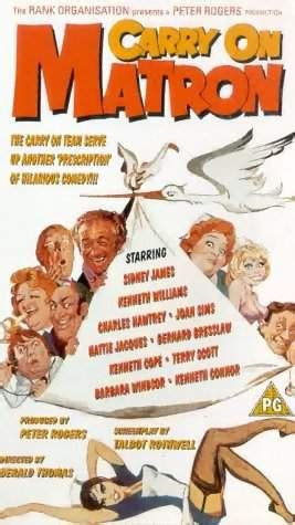 Watch Carry on Matron 1972 full movie online