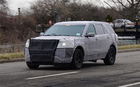 Next Ford Explorer Redesign by Report Ford Explorer St In The Works For Next Generation