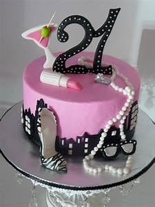 girls 21st birthday cakes - 21st Birthday Cake Ideas for ...