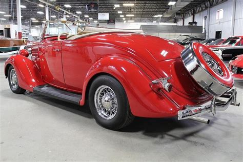 1935 Ford Cabriolet   GR Auto Gallery