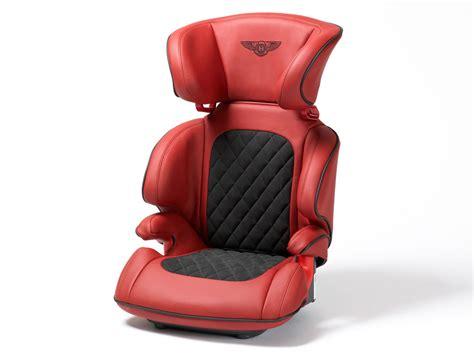siege auto recaro bentley launches accessories range