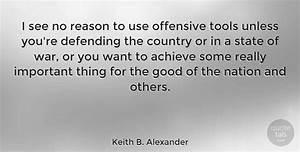 Keith B. Alexan... Keith Code Quotes