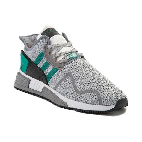 Mens adidas EQT Cushion ADV Athletic Shoe - gray - 436487