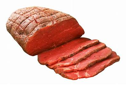 Meat Transparent Clipart Beef Cooked Steak Fresh