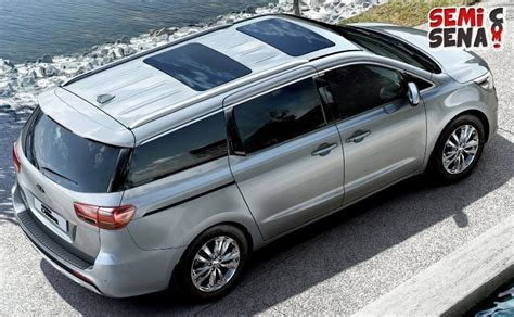Review Kia Grand Sedona by Harga Kia Grand Sedona Review Spesifikasi Gambar Juli