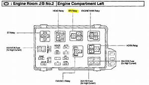 12b53 2000 Prizm Fuse Diagram