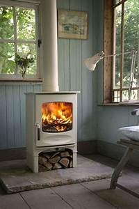 Dailypatio, 53, Adorable, Freestanding, Wood, Burning, Fireplace, Ideas, Urbanhome