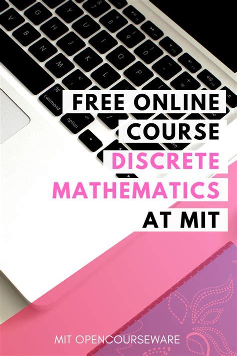 discrete mathematics   materials  mit