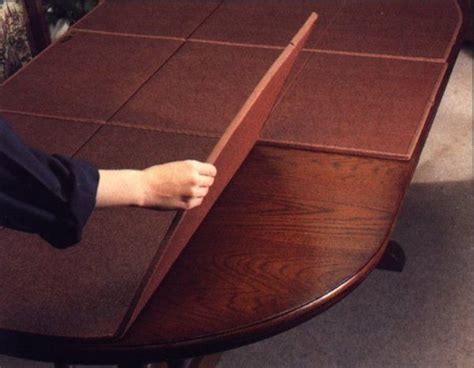 dining room table pads home interior design pinterest