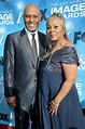 This BEAUTIFUL black couple: James Pickens Jr. and Wife ...