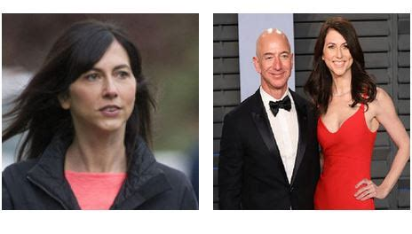 Jeff Bezos' ex-wife MacKenzie becomes the world's richest ...
