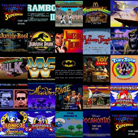 Todo contenido de la web hace referencia a servidores externos. Los 30 mejores juegos de SEGA (PC, 1 link, colección de juegos antiguos)
