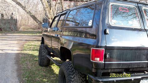 Ghstrdr230 1991 Chevrolet Suburban 1500 Specs, Photos