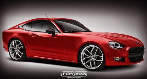New Datsun 240z new fiat 124 spider inspires modern datsun 240z rendering