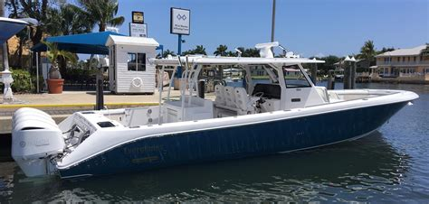 Used Everglades Boats For Sale By Owner by 2017 Everglades 435 Cc Power Boat For Sale Www