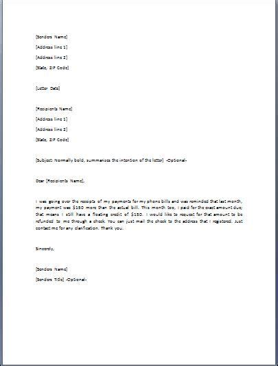 mistake letter   written  typed