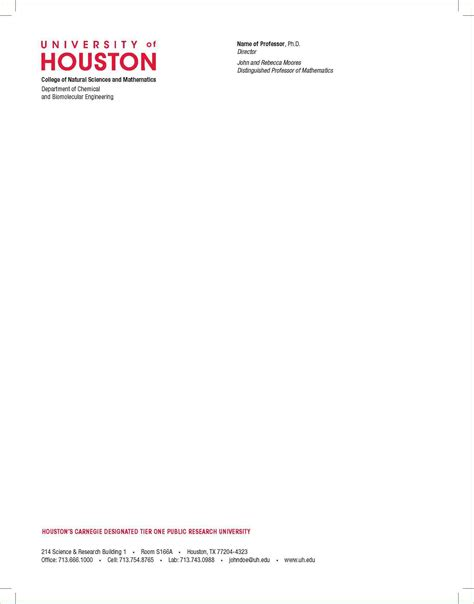 11 letterhead exles academic resume template
