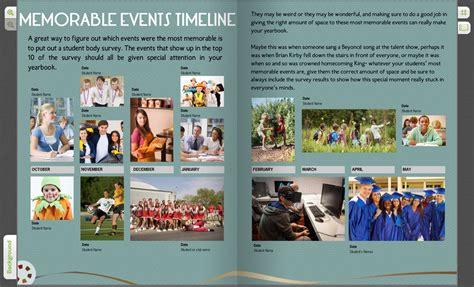 Story of the Year: Make a Memorable Events Timeline for ...