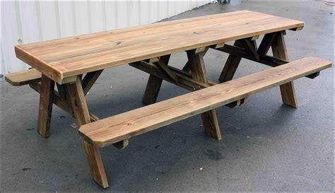 wooden picnic table with umbrella exteriors marvelous wood picnic table with umbrella hole