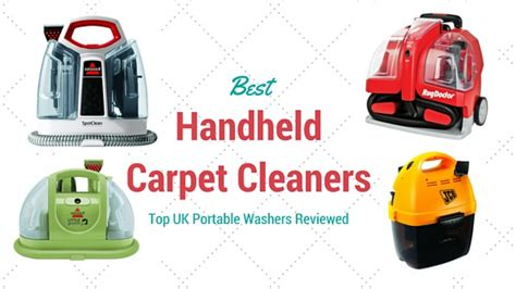 handheld carpet cleaner top uk portable washers reviewed