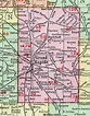 Kent County, Michigan, 1911, Map, Rand McNally, Grand ...