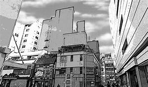 Manga Building 2 background by ChazzVC on DeviantArt