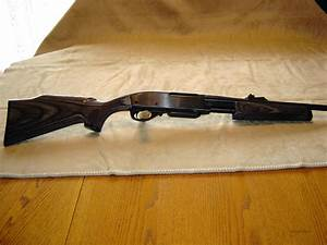 Remington 7600 Limited 7MM 08