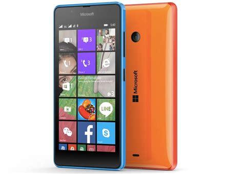 microsoft lumia 540 dual sim release date price and specs