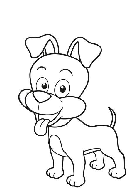 Honden Puppy Kleurplaten by Kleurplaat Hond 64 Gratis Allerleukste Honden Kleurplaten