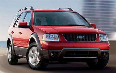 accident recorder 2007 ford freestyle parking system retail store safety crash prevention unintended lunging prompts ford freestyle investigation
