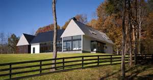 Simple Modern Country Homes Ideas by Contemporary Take On The Warm Country Home Modern House