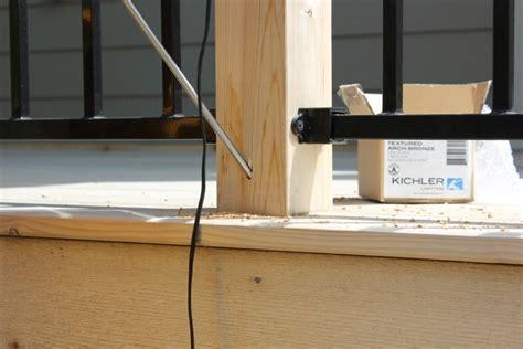 install  voltage landscape lighting deck lights