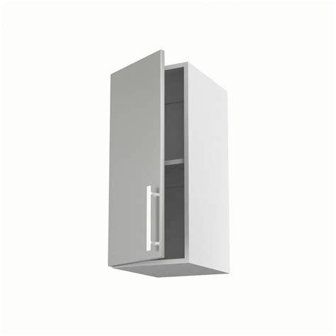 porte meuble de cuisine meuble de cuisine haut gris 1 porte délice h 70 x l 30 x p