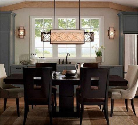 ideas  kitchen table light fixtures decor