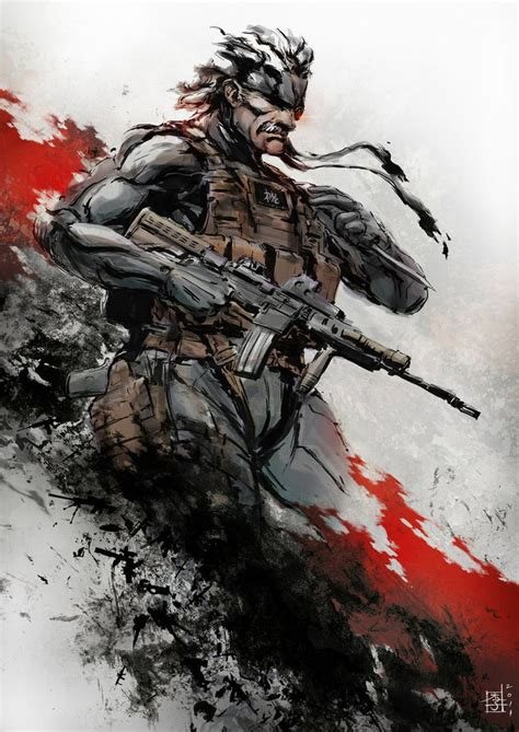 Best 25 Metal Gear Solid Ideas On Pinterest Metal Gear