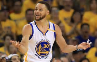 Steph Curry 2017 Finals