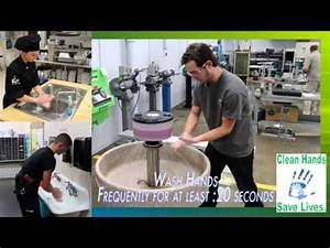 Erie County Health Department Clean Hands Save Lives Video ...