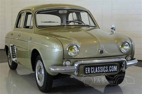Renault Dauphine For Sale by 1964 Renault Dauphine Is Listed Sold On Classicdigest In