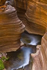 Deer Creek Canyon National Park