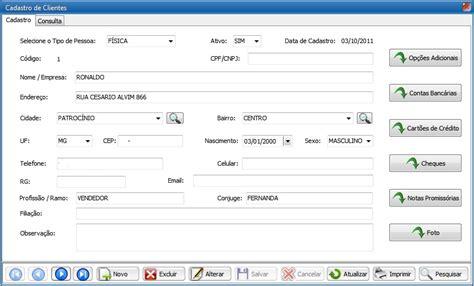 Código-fonte Automação Ace + Pdv Não-fiscal