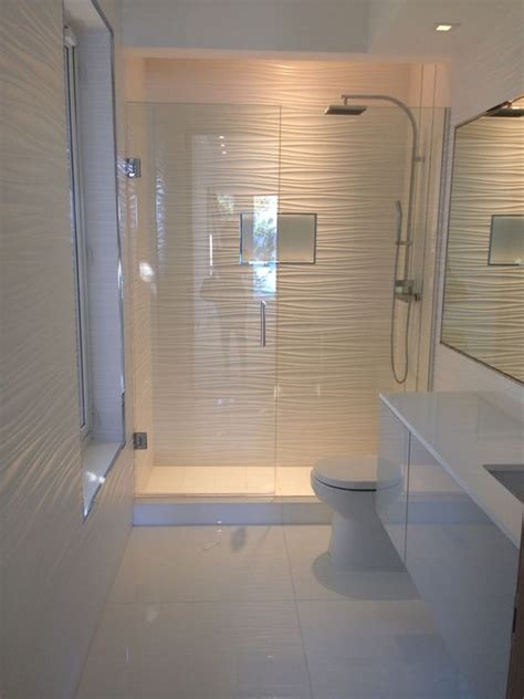 salle de bains porcelanosa all white bathroom gorgeous wall tile toilet vanity and shower column by porcelanosa