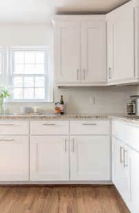 white kitchen cabinet hardware ideas smart kitchen renovation ways to change your cabinets decorated