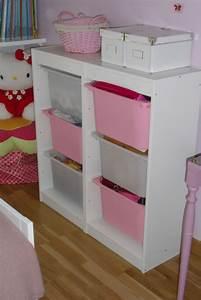 Rangement Chambre Enfants : meuble rangement chambre bebe fille visuel 4 ~ Melissatoandfro.com Idées de Décoration