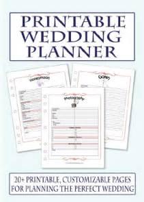 free printable wedding planner 7 best images of free printable wedding planner book printable wedding planner free printable