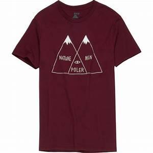 Poler Venn Diagram T-shirt - Short-sleeve