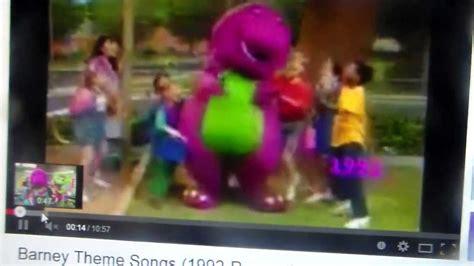 Barney Season 1 Intro(byg Verison)