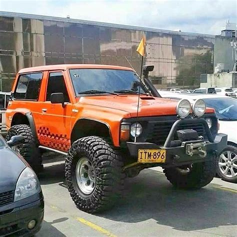 nissan safari lifted 146 best images about nissan patrol y60 on pinterest
